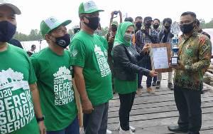 Rangkaian Kegiatan Gerakan Bersih Sungai Berhasil Libatkan Ratusan Pelajar