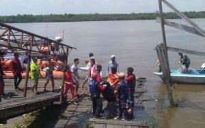 Bocah SMP Tenggelam di Sungai Mentaya Ditemukan Tak Bernyawa