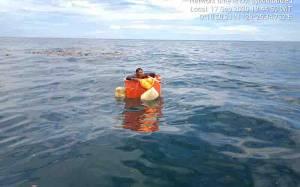 Hilang Berhari-hari di Laut Halmahera, Nelayan Ditemukan Selamat