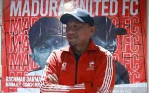 Madura United Butuh Tambahan Penyerang