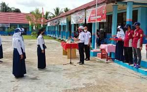 PMI Barito Utara Dorong dan Tingkatkan Keikutsertaan Partisipasi Aktif Relawan Muda