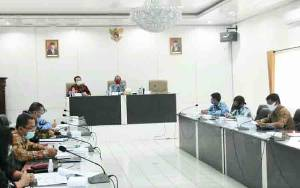 Pemkab Barito Utara Rapat Fasilitasi Masalah Pertanahan Transmigrasi