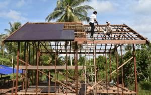 Sosialisasikan Pilgub Kalteng KPU Seruyan Sasar Tukang Bangunan