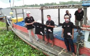 KPU Seruyan Gencarkan Edukasi Pemilih, Hari Ini Sasar Nelayan