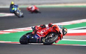 Bagnaia Pecahkan Rekor Misano untuk Puncaki FP3 GP Emilia Romagna