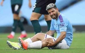Aguero Diperkirakan Absen 2 Bulan Lagi