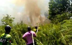 Kebakaran Lahan Mulai Terjadi di Sampit
