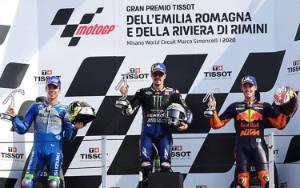 Kata Vinales Setelah Akhiri Kutukan Misano dan Juarai MotoGP Emilia Romagna