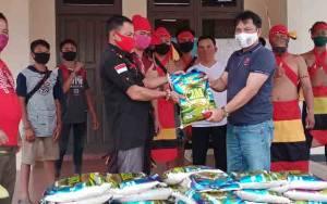 Tariu Borneo Bangkule Rajakng Ajak Bantu Korban Banjir