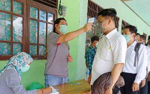 SKB CPNS Barito Timur Berakhir, 2 Peserta Tidak Mengikuti Tes