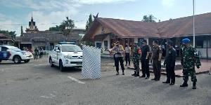 Polres Barito Selatan Luncurkan Mobil TRC Penindak Pelanggar Protokol Kesehatan COVID-19