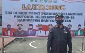 DPRD Barito Selatan Apresiasi Polres Luncurkan Mobil TRC Penindak Pelanggar Protkes COVID-19