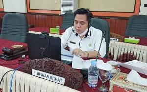 DPRD Barito Timur Gelar Paripurna Pendapat Akhir Kepala Daerah terkait Raperda Produk Hukum Desa