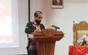 Fraksi DPRD Pulang Pisau Kembali Desak Eksekutif Segera Lelang Jabatan Sekda