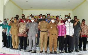 Bupati Harapkan Masyarakat Jaga Suasana Kondusif Pilkada Kalteng di Pulang Pisau