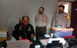 Tim Asistensi Polda Kalteng Cek Kesiapan Polres Katingan Hadapi Pilkada Serentak