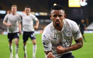 Manchester City Awali Musim dengan Tekuk Wolves 3-1