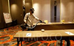 Bali Menambah 10 Hotel untuk Karantina Pasien Covid-19 Tanpa Gejala