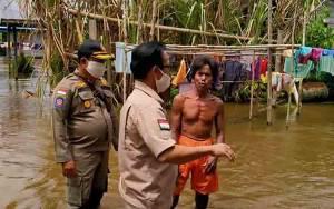 7.431 Jiwa Warga Tasik Payawan Katingan Terdampak Banjir