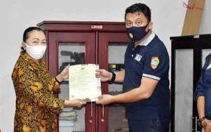 Stasiun Radio HamauhFM Milik Pemkab Gunung Mas Resmi Katongi Izin Penyiaran