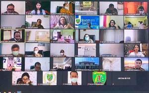 DPRD Barito Timur Gelar Rapat Pemandangan Umum Fraksi atas Pengajuan Raperda Perubahan APBD 2020