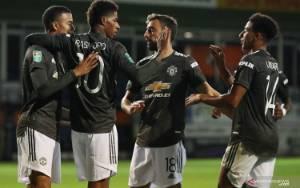 Man United Melaju ke Putaran 4 Berkat Kemenangan 3-0 atas Luton
