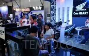 AISI Perkirakan Penjualan Sepeda Motor Tahun Ini Turun 45 Persen