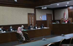 Jaksa Pinangki Masukkan Nama Hatta Ali-Burhanuddin di Rencana Aksi Djoko Tjandra