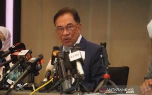 Anwar Ibrahim Umumkan Dapat Dukungan Parlemen Bentuk Pemerintahan