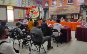 Pleno KPU Putuskan Pilkada Kotim Diikuti 4 Pasangan Calon