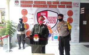 KPU Tetapkan Pasangan Calon Gubernur dan Wakil Gubernur Kalteng