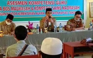 Guru Madrasah di Kapuas Diharapkan Persiapkan Diri Hadapi Asesmen Kompetensi