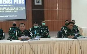Berkas Prada MI akan Dilimpahkan ke Oditur Militer