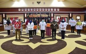 Menteri Koperasi dan UKM Apresiasi Gubernur Kalteng Bantu UMKM agar Tidak Terjerat Rentenir