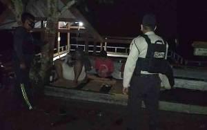 Polsek Hanau Gencarkan Patroli Malam di Pembuang Hulu