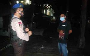 Satuan Polairud Polres Seruyan Jalin Interaksi Bersama Masyarakat