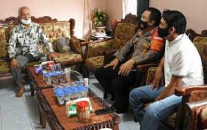Kapolres Kapuas Perkuat Jalinan Silaturahmi Dengan Tokoh Adat