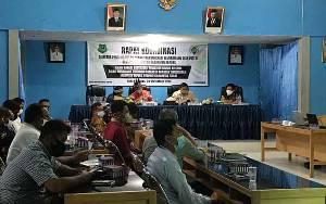Direktur Pengembangan Usaha Kemendes PDTT Rakor Penguatan Bumdes di Kapuas