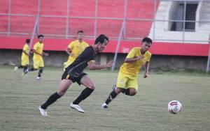 Kalteng Putra Menang 8 Gol di Laga Uji Coba Perdana Kontra Persepun FC