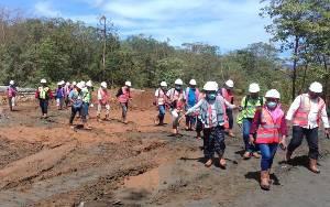 Dinas ESDM Maluku Utara Hentikan Sementara 10 Perusahaan Tambang