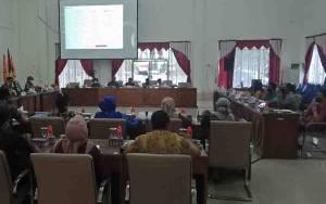 DPRD Barito Selatan Gelar RPD Dugaan Pelanggar Perda pada Proses Penjaringan Perangkat Desa Bundar