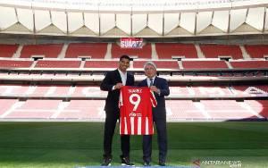 Luis Suarez Teken Kontrak 2 Tahun dengan Atletico Madrid