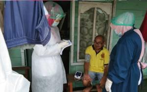 Korban Banjir di Kotawaringin Lama Mulai Terserang Penyakit Kulit