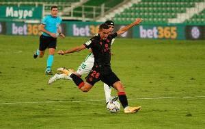 Sociedad Bekuk Elche 3-0