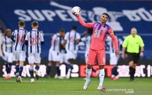 Lampard Tak Mau Salahkan Thiago Silva atas Blunder Kontra West Brom