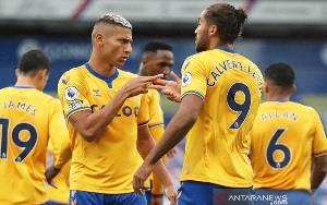 Klasemen Liga Inggris: Everton Kembali Duduki Puncak