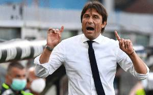 Pelatih Inter Antonio Conte Keluhkan Timnya Kerap Tidak Seimbang