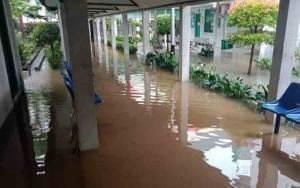 Pelayanan di RSUD dr Murjani Sampit Tidak Terdampak Meski Diterjang Banjir
