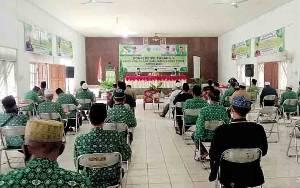 Wakil Bupati Barito Timur Buka Konferensi Cabang Nadhlatul Ulama