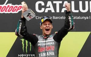 Quartararo: Kemenangan di Catalunya Terasa Lebih Baik dari Jerez